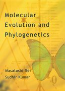 Cover for Molecular Evolution and Phylogenetics