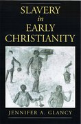 Cover for Slavery in Early Christianity