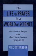Cover for The Life of Prayer in a World of Science