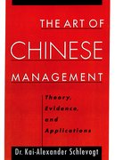 Cover for The Art of Chinese Management