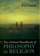 Cover for The Oxford Handbook of Philosophy of Religion