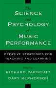 Cover for The Science and Psychology of Music Performance