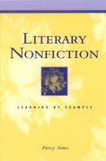 Cover for Literary Nonfiction