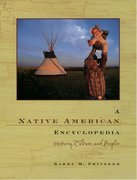 Cover for A Native American Encyclopedia