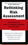 Cover for Rethinking Risk Assessment