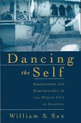 Cover for Dancing the Self