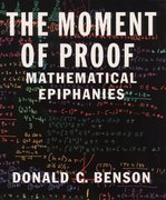 Cover for The Moment of Proof