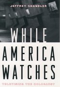 Cover for While America Watches
