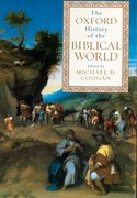 Cover for The Oxford History of the Biblical World