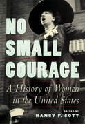Cover for No Small Courage