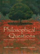 Cover for Philosophical Questions