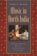 Cover for Music in North India