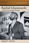 Cover for Rachid Ghannouchi