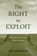 Cover for The Right to Exploit