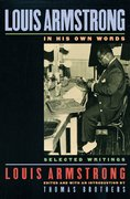 Cover for Louis Armstrong, In His Own Words