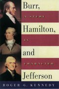 Cover for Burr, Hamilton, and Jefferson