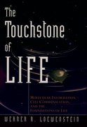 Cover for The Touchstone of Life
