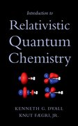 Cover for Introduction to Relativistic Quantum Chemistry