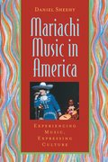 Cover for Mariachi Music in America