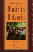 Cover for Music in Bulgaria