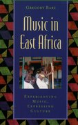 Cover for Music in East Africa