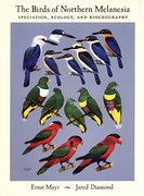 Cover for The Birds of Northern Melanesia