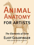 Cover for Animal Anatomy for Artists