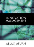 Cover for Innovation Management