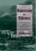 Cover for Dispossessing the Wilderness