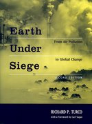Cover for Earth Under Siege