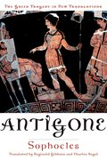 Cover for Antigone