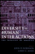 Cover for Diversity in Human Interactions