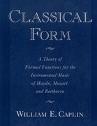 Cover for Classical Form
