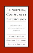 Cover for Principles of Community Psychology