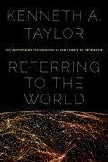 Cover for Referring to the World