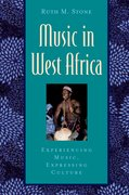 Cover for Music in West Africa
