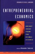 Cover for Entrepreneurial Economics