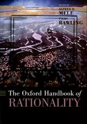 Cover for The Oxford Handbook of Rationality