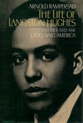 Cover for The Life of Langston Hughes