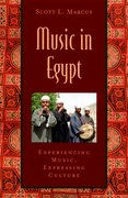 Cover for Music in Egypt