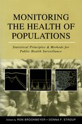 Cover for Monitoring the Health of Populations