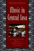 Cover for Music in Central Java