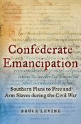 Cover for Confederate Emancipation