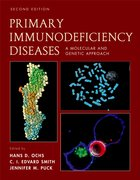 Cover for Primary Immunodeficiency Diseases