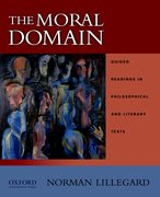 Cover for The Moral Domain