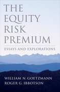 Cover for The Equity Risk Premium