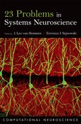 Cover for 23 Problems in Systems Neuroscience