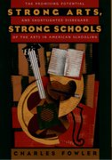 Cover for Strong Arts, Strong Schools