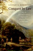 Cover for Conquest by Law