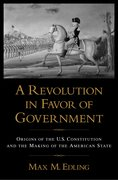 Cover for A Revolution in Favor of Government